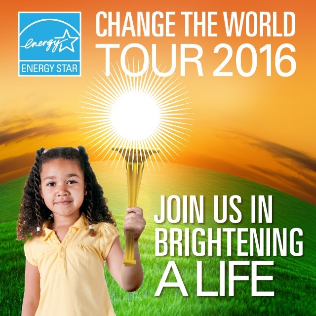 Change the World Tour 2016 - Join us in brightening a life