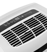 Example of a rebate qualifying dehumidifier