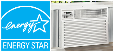 ENERGY STAR® Certified Room Air Conditioner