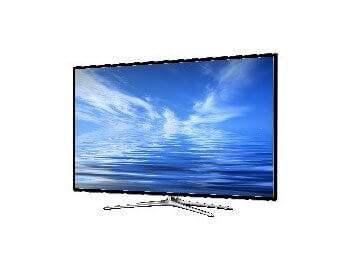 Example of an ENERGY STAR® certified Television
