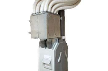 Example of a rebate qualifying heat recovery ventilator